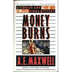 Image for Money Burns