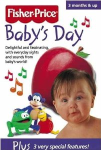 Image for Fisher Price Babys Day   DVD