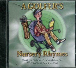 Image for A Golfer's Nursery Rhymes