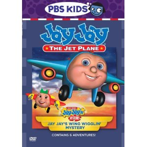 Image for Jay Jay the Jet Plane - Jay Jay's Wing Wigglin' Mystery