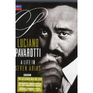 Image for Luciano Pavarotti  Life in Seven Arias