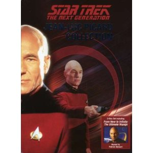 Image for Star Trek The Next Generation - Jean-Luc Picard Collection