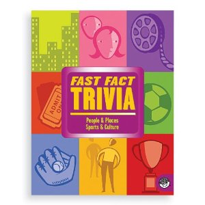 Image for MindWare Fast Fact Trivia  People and Places, Sports and Culture