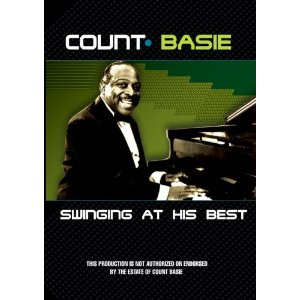 Image for Count Basie Swinging at His Best