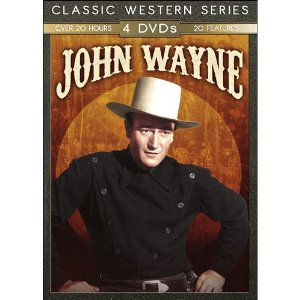Image for John Wayne 20 Features