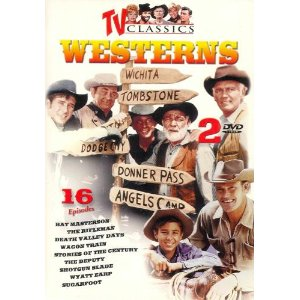 Image for TV Classics  Westerns Vol. 1 and 2