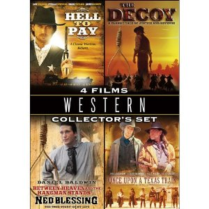 Image for Western Collector's Set  Four Feature Films