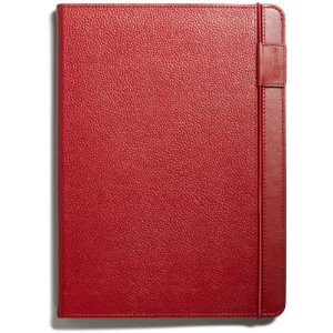 Image for Kindle DX Leather Cover, Burgundy Red