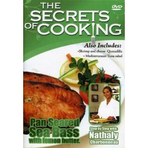 Image for Secrets of Cooking-Pan Seared Sea Bass