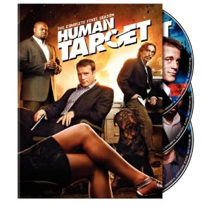 Image for Human Target  The Complete First Season