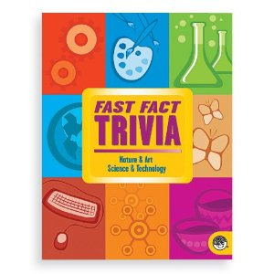 Image for MindWare Fast Fact Trivia  Nature and Art, Science and Technology